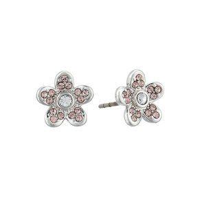 Marc Jacobs Jewelry - Marc Jacobs Silver Flower Stud Earrings